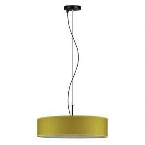 Pendant lamp Bulb Attack Doce Slim 1/S mustard