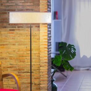 Bedroom Floor Lamp Bulb Attack QUINCE Slim 1/F