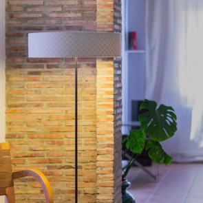 Chic Floor Lamp Bulb Attack TRECE Slim 1/F