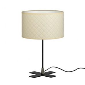 Bulb Attack Trece 1/T ivory Bedside Lamp