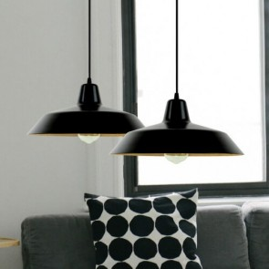 Bulb Attack Cinco S2 black pendant lamp