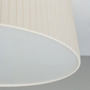 Bulb Attack DOS Plisado ceiling lamp
