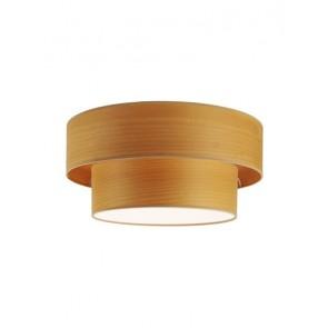 Bulb Attack OCHO 2 ceiling lamp white beech