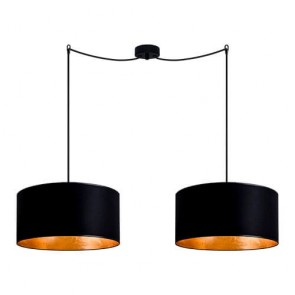 Sotto Luce MIKA 2/S double pendant lamp white