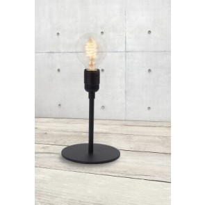 Table lamp Bulb Attack UNO Basic T1 in black