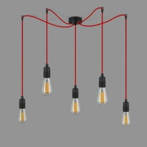 Bulb Attack S5 Spider pendant lamps - Cero, Uno Basic, Plus - all possibilities to choose