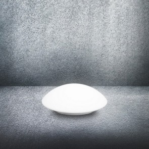 Sotto Luce Mato XS ceiling or wall lamp with glass opal matte shade on
