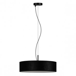 Drum 3-Light Pendant Lamp Bulb Attack QUINCE SLIM 1/S