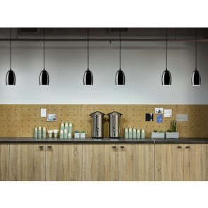 Kitchen Island Pendant Lamp Sotto Luce UME 1/S