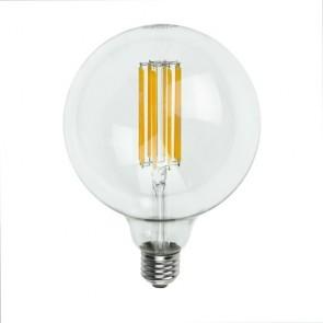 Vintage POWER LED XL Filament Light Bulb E27 8W A+ Dimmable