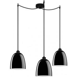 Sotto Luce AWA Elementary 3/S pendant lamp