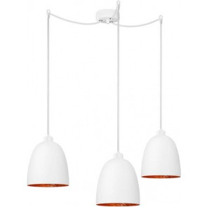 Sotto Luce AWA Elementary 3/S pendant lamp