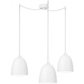 Sotto Luce Awa Elementary 3/S with opal matte lamp shade