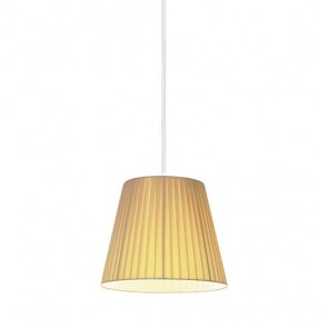 Bulb Attack DOS Plisado S1 pendant lamp