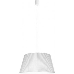 Sotto Luce KAMI Elementary XL 1/S white pendant lamp