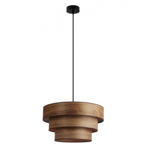Sotto Luce Awa Elementary pendant lamp with opal shade