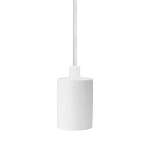 Bulb Attack Cero E27 lamp holder - white