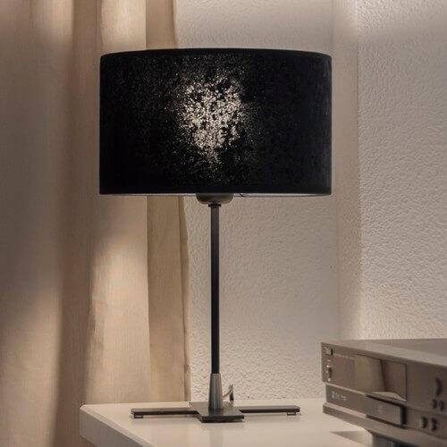 Table lamp Bulb Attack Trece 1/T black