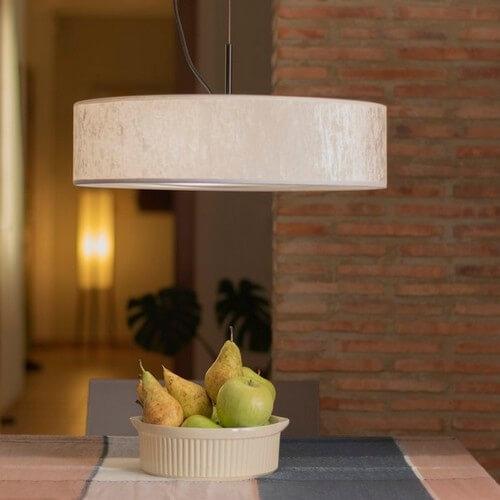 Pendant lamp Bulb Attack Quince Slim 1/S white