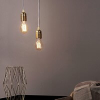 Simple pendant lamp - Bulb Attack Uno S2