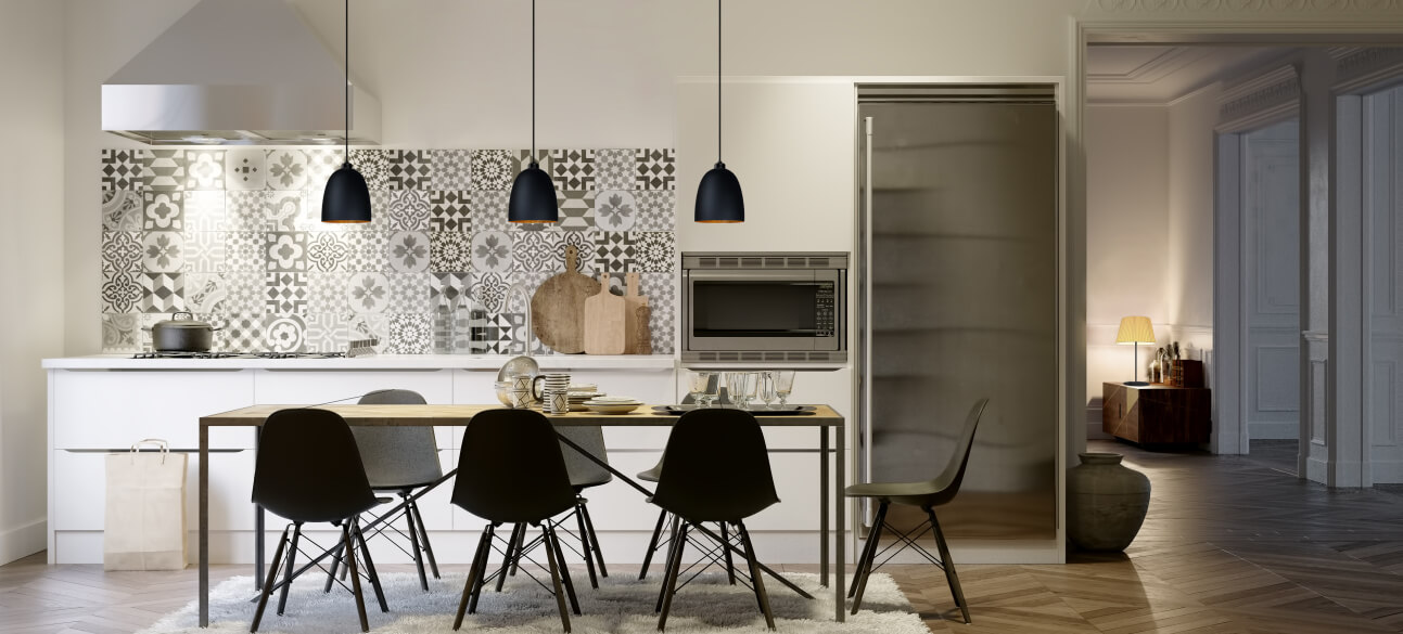 Modern Sotto Luce Awa pendant lamps to your home