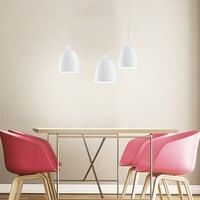 Sotto Luce Awa Elementary 3/S with opal glass shade