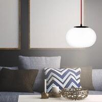 Sotto Luce Elementary Dosei pendant lamp in white